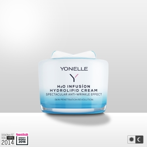 Yonelle H2O Infusíon Krem Hydrolipidowy