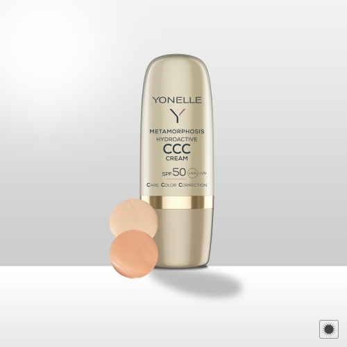 METAMORPHOSIS hydroactive CCC cream