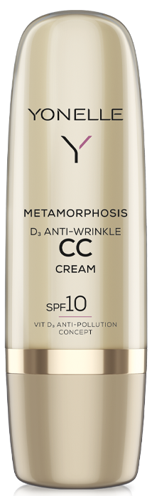 metamorphosis CC cream